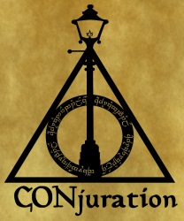 Logo CONjuration | Nov. 3-5, 2017 | Atlanta, GA