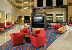Century Center Lobby