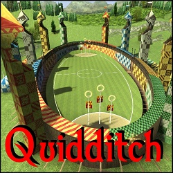 Quidditch HP Activities