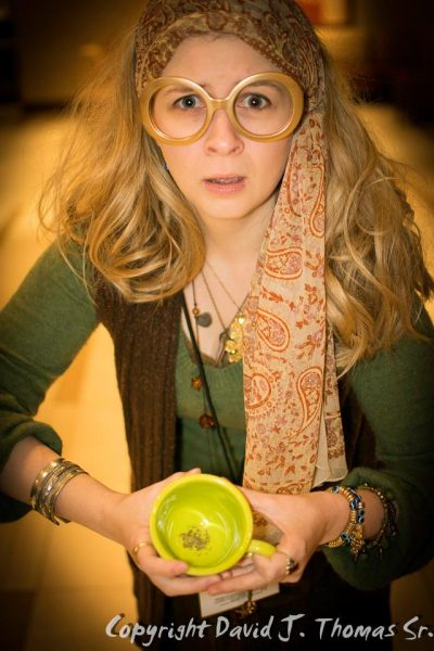 Trelawney at CONjuration